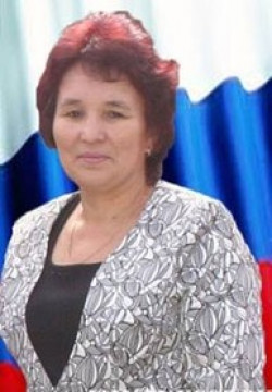 Гузалия Магдановна Талипова